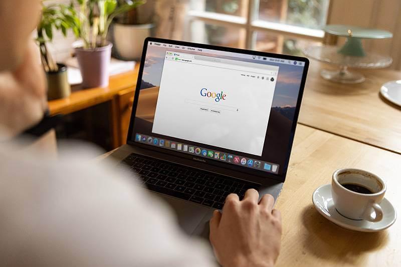 google meet. work from home